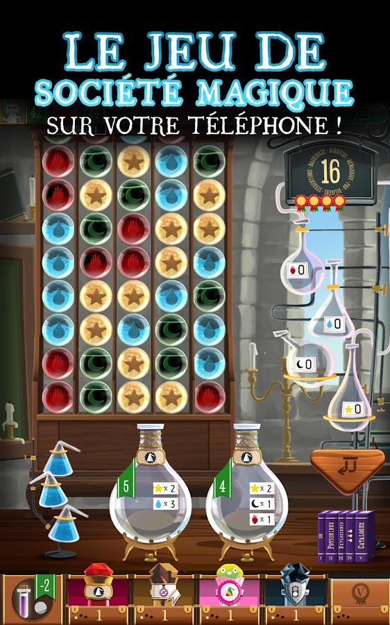 Potion Explosion – Capture d'écran