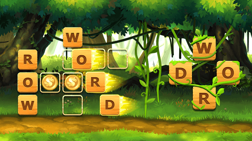 Word Crossword Puzzle 3.6 screenshots 1
