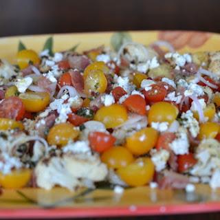 Cauliflower Salad with Mustard Vinaigrette