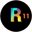 Cool R Launcher, launcher for Android™ 11 UI theme icon