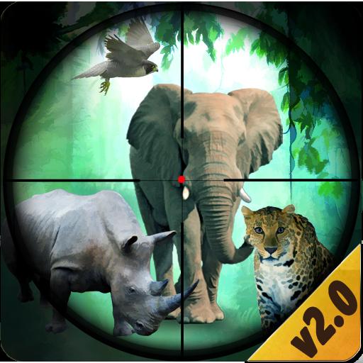 Jungle Hunting & Shooting V2 (game)