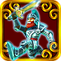 Brave Knight Rush icon
