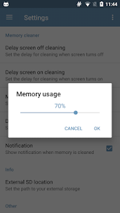Auto Memory Cleaner | Booster Screenshot