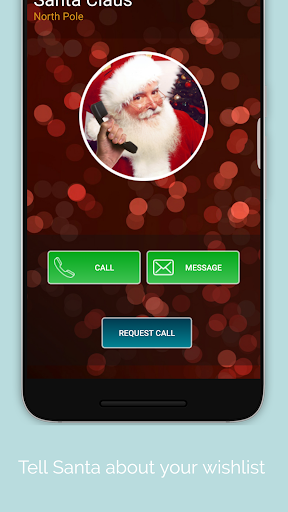 A Call From Santa Claus!  captures d'écran 3