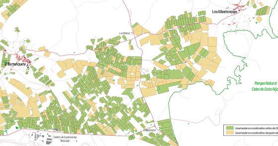 Historias almerienses sobre el paisaje (XV): crisis del modelo agrícola