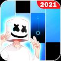 Piano Tiles: Marshmello Musique DJ 🎹 icon