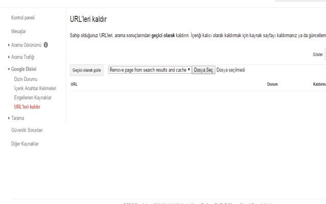 Seobaz toplu 404 kaldırma