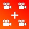 Video Merger (Merge Videos) icon