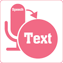 Voice to Text 2020: Write sms by voice 2020 icon