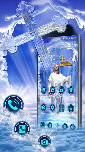 Jesus God Lord Theme screenshot 4