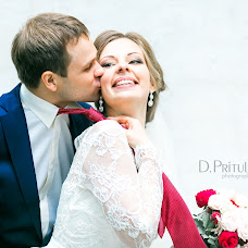 Wedding photographer Dmitriy Pritula (Pritula). Photo of 31.08.2015