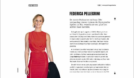 Sport/Voetbalmagazine HD screenshot 11