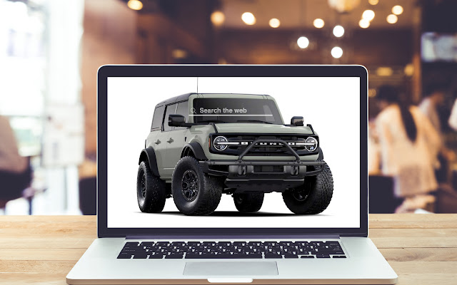 Ford Bronco HD Wallpapers Truck Theme