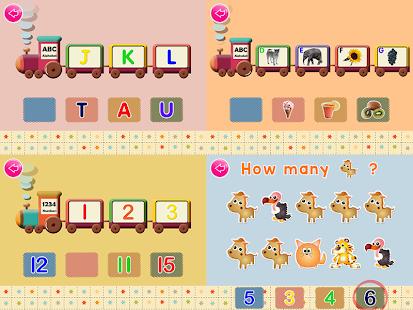 Download Kids 3D ABC 123 - apk file version 1