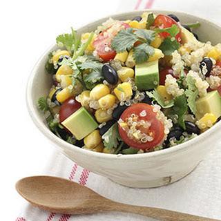 High-Fiber Mexican Summer Salad