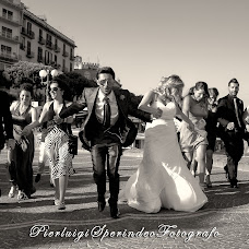 Wedding photographer pierluigi sperindeo (sperindeo). Photo of 30.01.2016