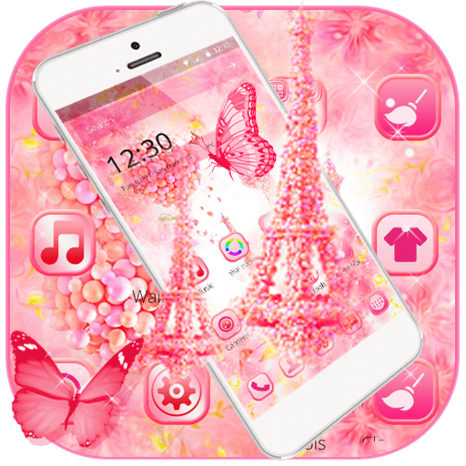 Amorous Pink Tower Launcher