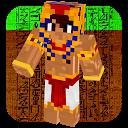 Pharaoh's Craft- Builder Game APK
