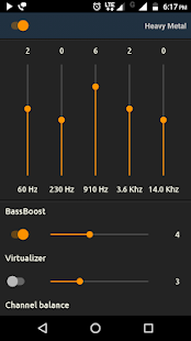 Oneamp Music Player Screenshot