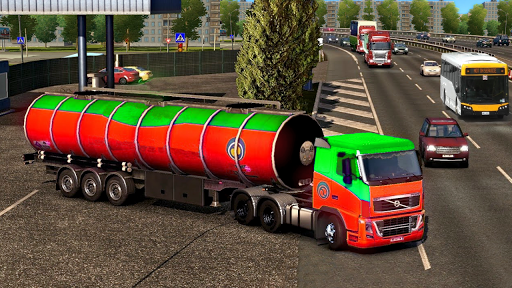 oil tanker truck cargo simulator game 2020 screenshot 3