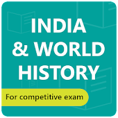 India & World History for Competitive Exam