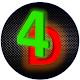 4 in Dimension - Terror Tic Tac Toe (game)