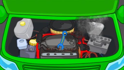 Puppy Patrol: Service voiture  captures d'écran 2