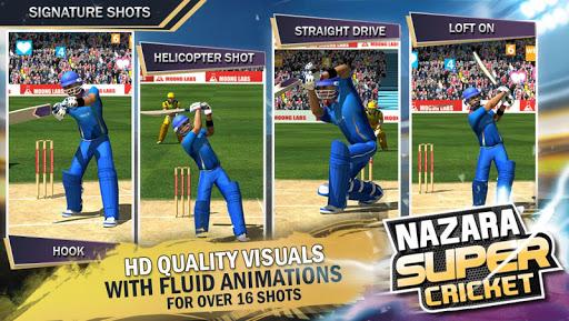 Nazara Super Cricket 0.26 screenshots 12