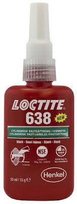 Cylinderlås Loctite 638