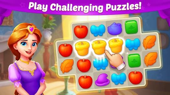 Castle Story: Puzzle & Choice MOD APK 1.20.5 [Many Scrolls] 7