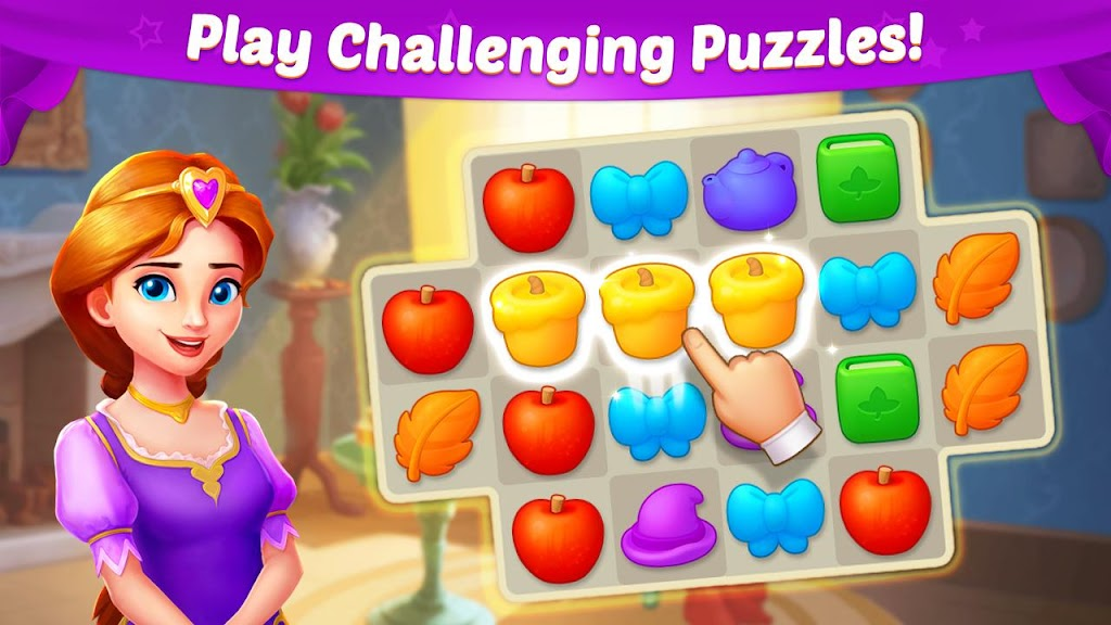 Castle Story: Puzzle & Choice  poster 4