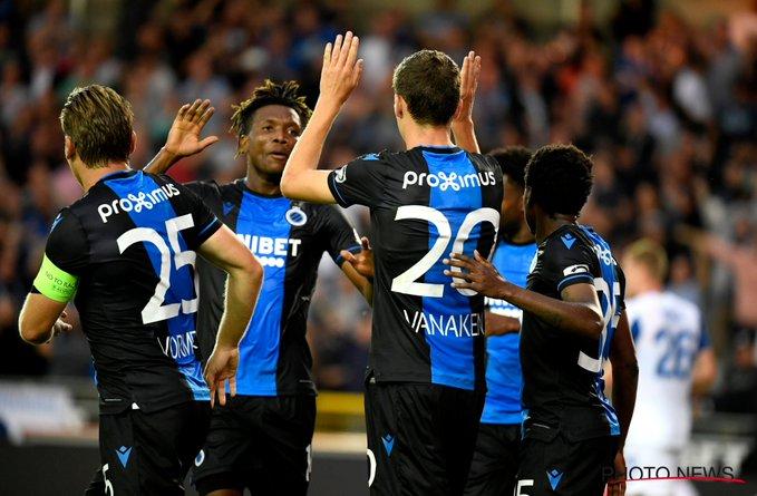 Percy Tau s Club Brugge KV Beat Dynamo Kiev In Champions League