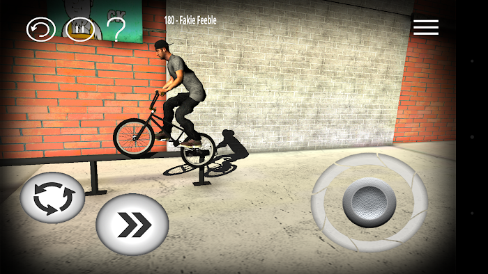 BMX Streets- screenshot