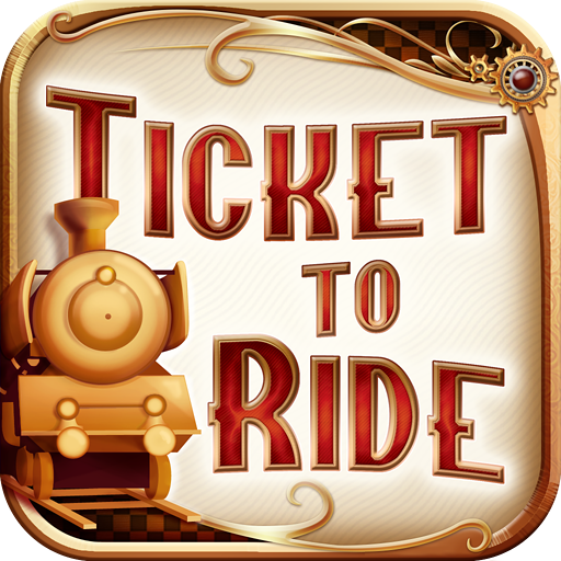 Ticket to Ride 棋類遊戲 App LOGO-APP開箱王