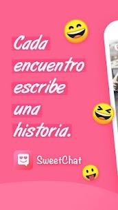 Sweet Chat: conoce,chatea,haz amigos 1