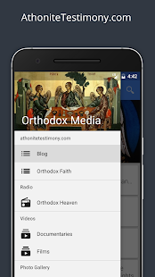 Orthodox Media- screenshot thumbnail