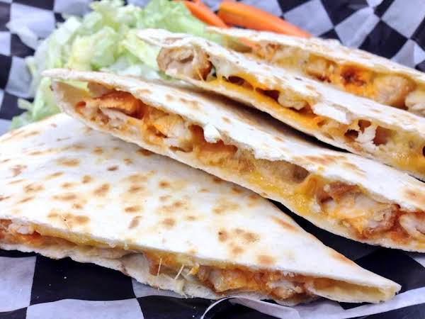 Cajun Quesadillas Recipe