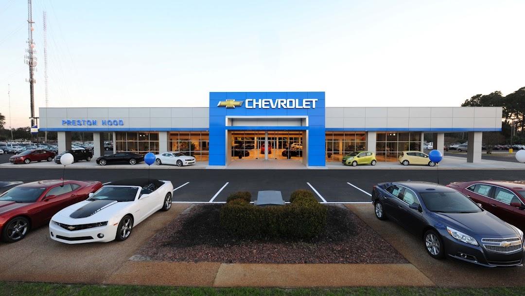 Preston Hood Chevrolet >> Preston Hood Chevrolet Chevrolet Dealer In Fort Walton Beach
