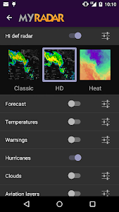 MyRadar Weather Radar screenshot 6