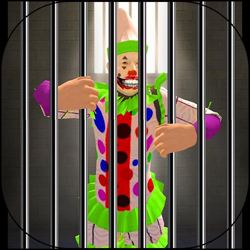 Clown Hero Jail Prison Escape Survival