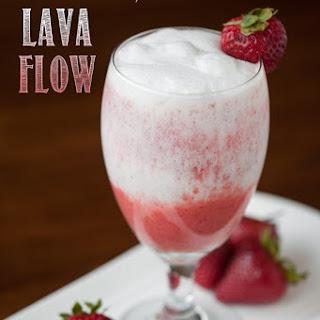 Lava Flow Recipe