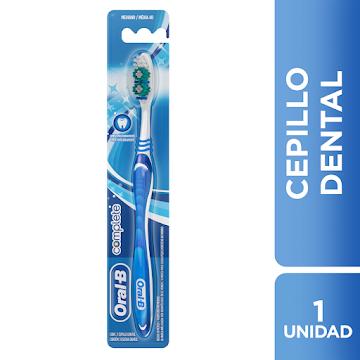 //Cepillo Dental ORAL-B   Complete Suave Limpia Refresca x1Und
