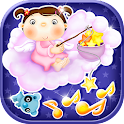 Good Night Songs for Kids Free icon