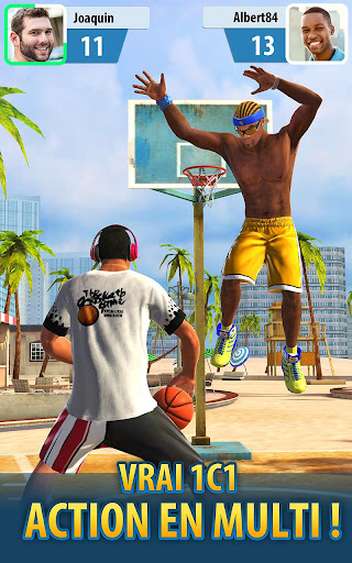 Basketball Stars  captures d'écran 1