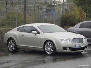 Photo: Bentley in Bad Homburg
