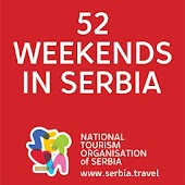 52 weekends in Serbia