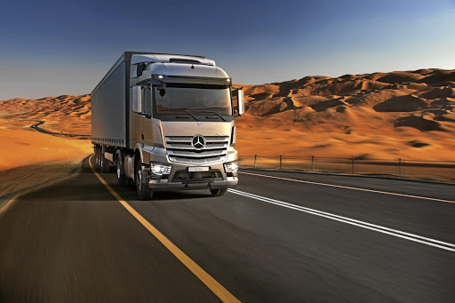 The new Mercedes-Benz Actros will be launched in SA in May after extensive regional testing. Picture: DAIMLER