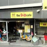 the SAD cafe in Harajuku in Tokyo, Tokyo, Japan