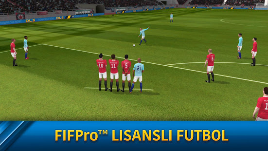 Dream League Soccer 2019 hileli apk