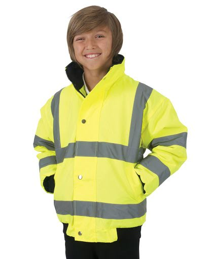Childrens High Visibility Jacket